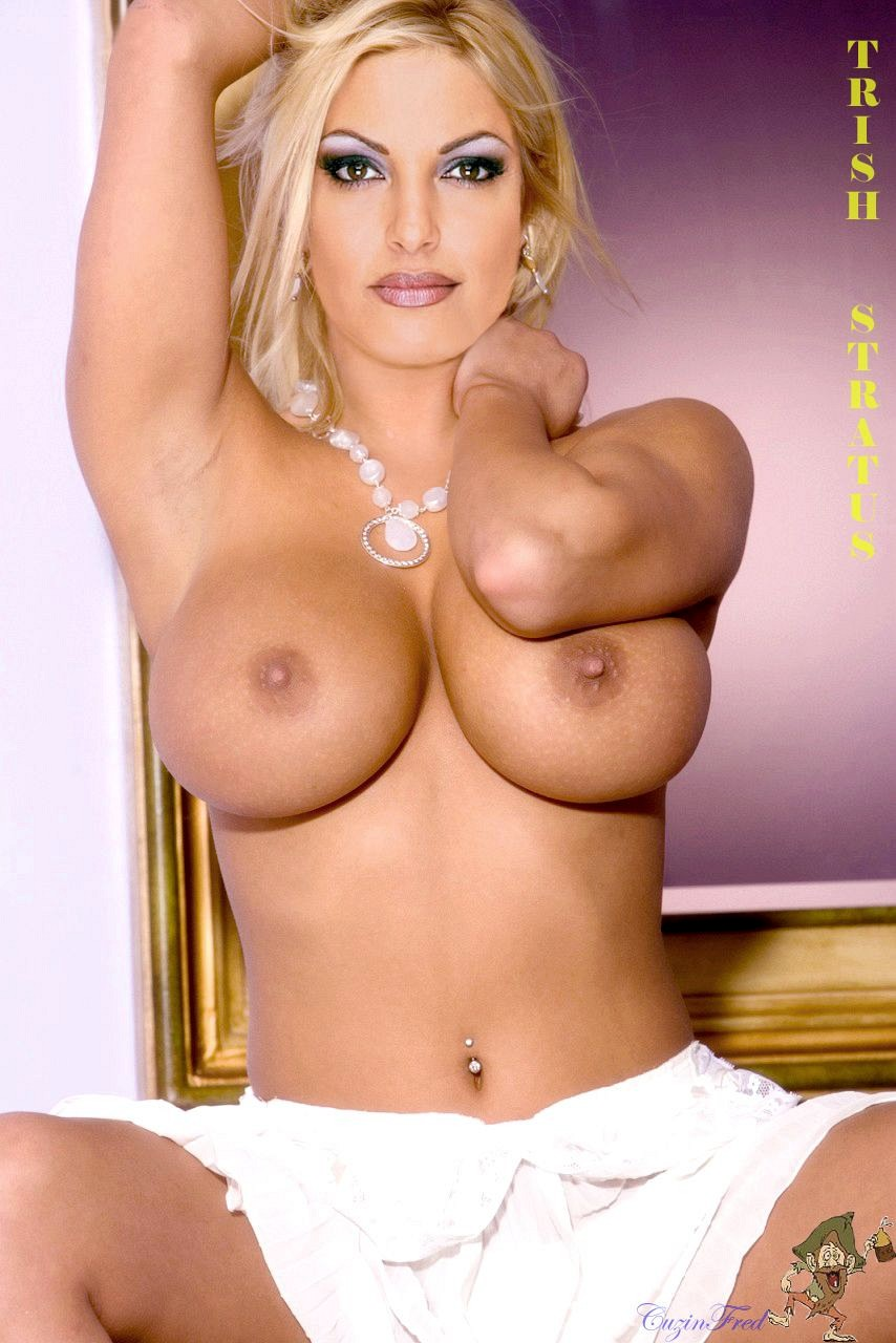 Trish Stratus Nude Fakes - 007